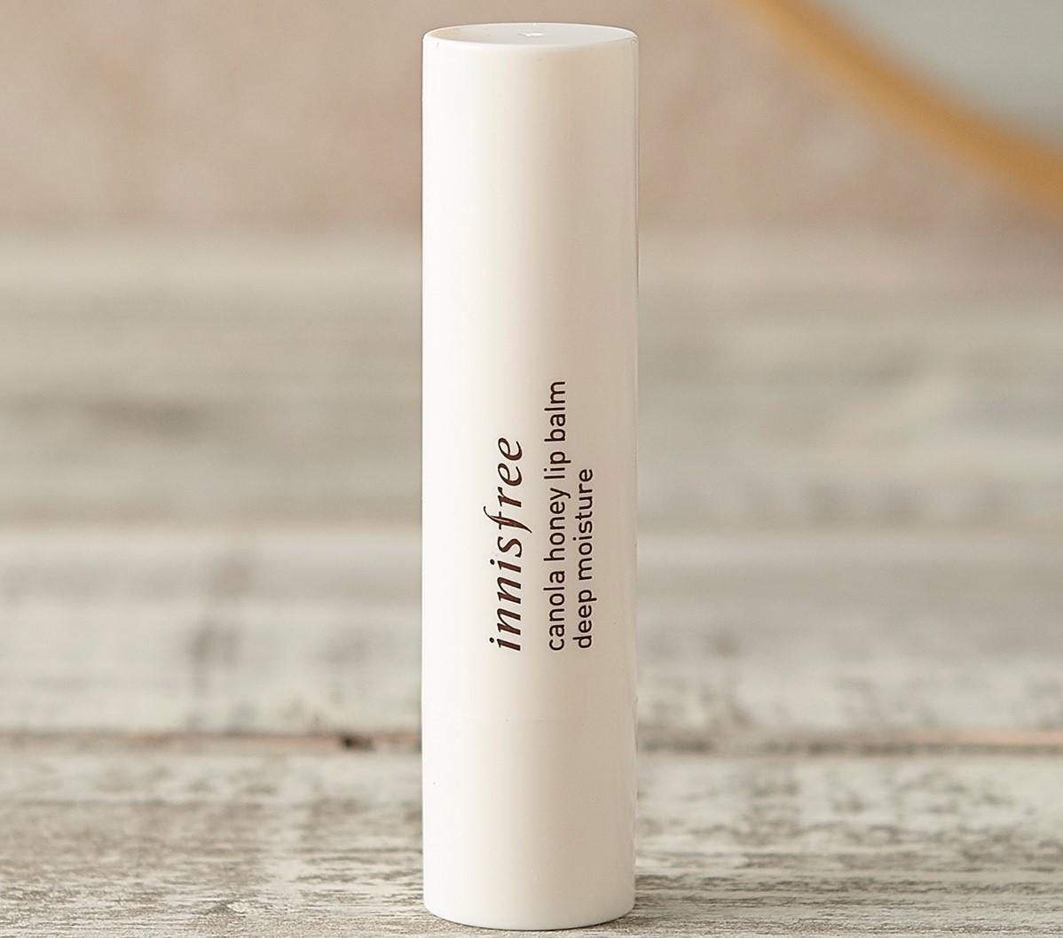 Bao bi Innisfree Canola Honey Lip Balm (Deep Moisture)