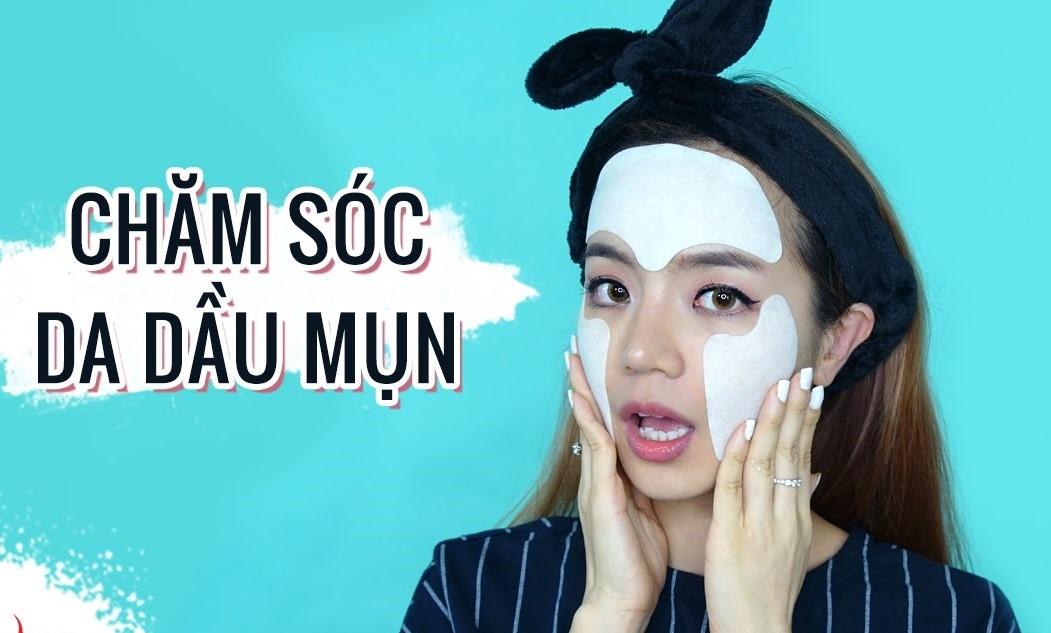 Can luu y chon san pham cham soc da dau mun sao cho dung