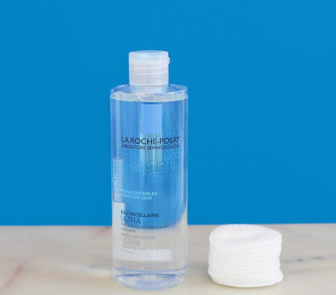 LA ROCHE-POSAY Micellar Water Ultra Sensitive Skinkhong lam kich ung da