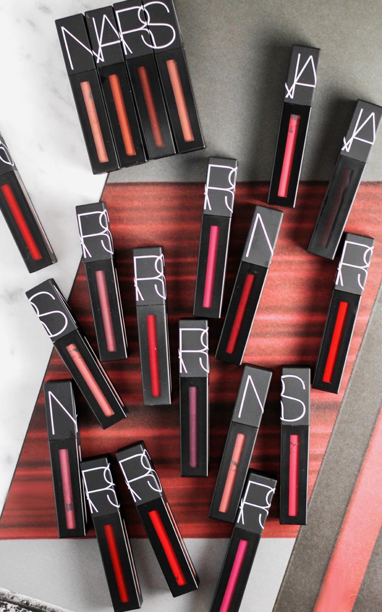 son môi nars powermatte lip pigment về thiết kế