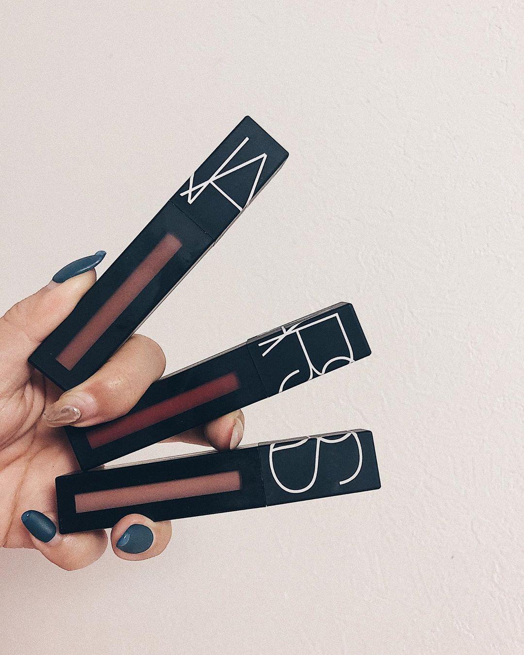 son môi nars powermatte lip pigment về cảm nhận