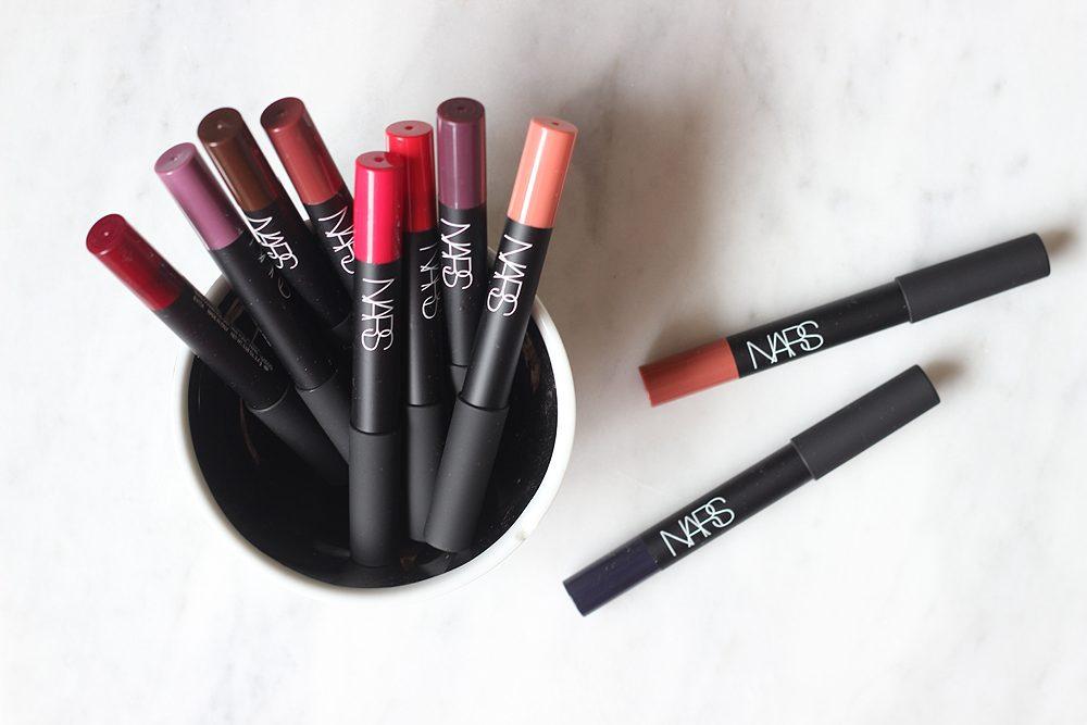 son môi Nars Velvet Matte Lip Pencil về chất lượng