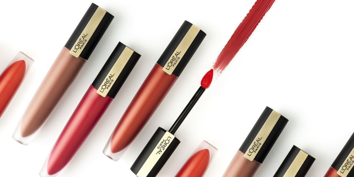 son loreal rouge signature