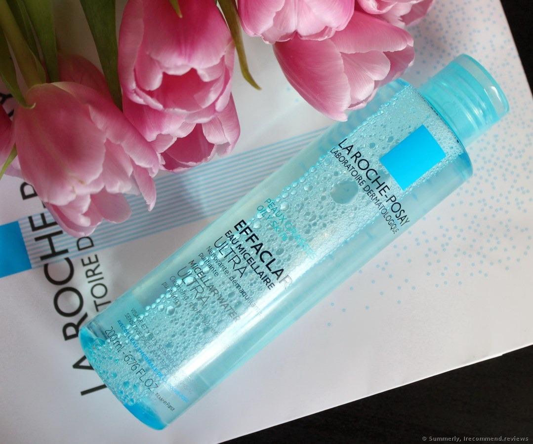 Laroche Posay Micellar Water Ultra Oily Skin