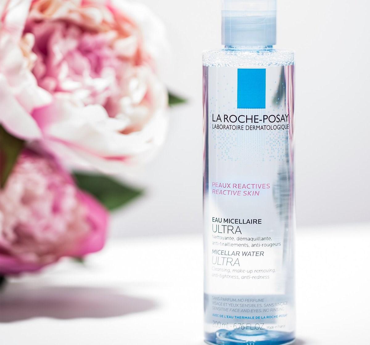 Laroche Posay Micellar Water Ultra Reactive Skin
