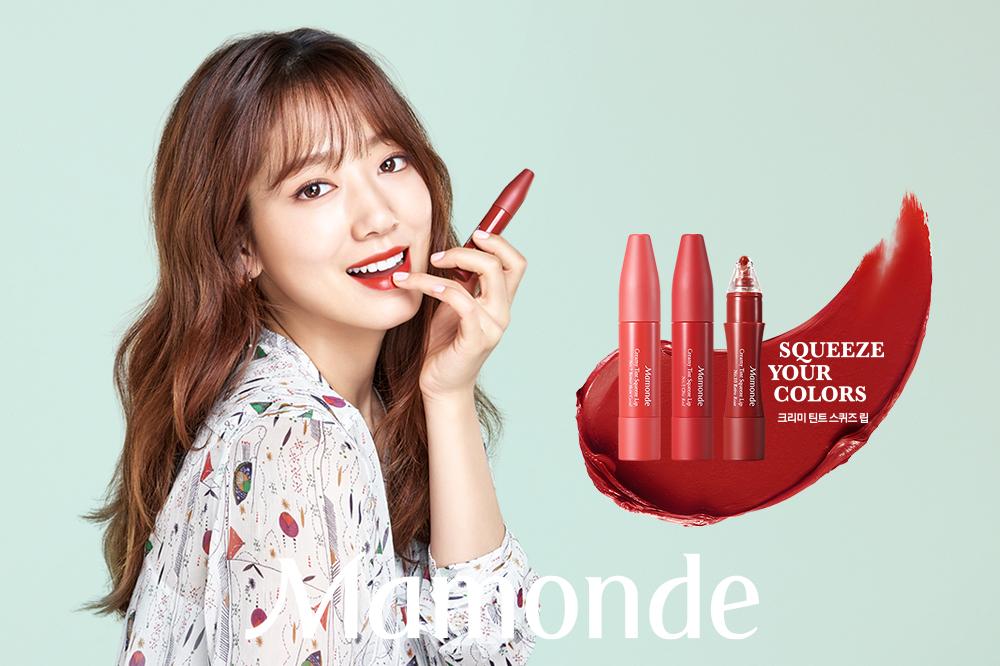 Mamonde Creamy Tint Squeeze Lip