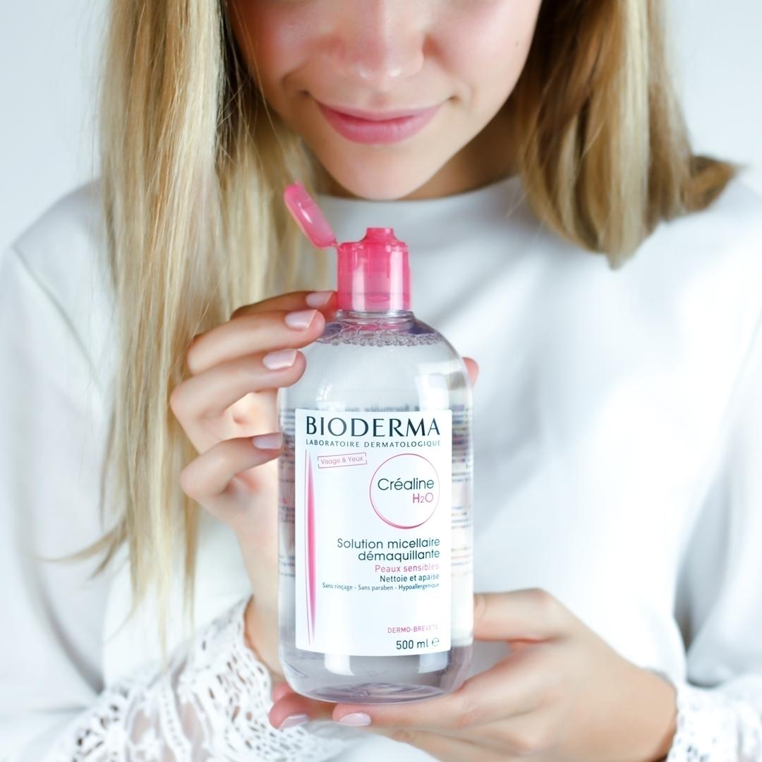 nước tẩy trang bioderma sensibio h2o review về mùi hương