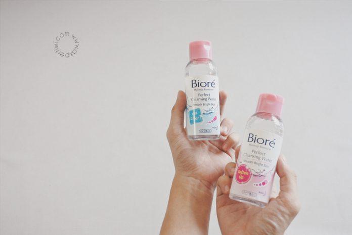 nước tẩy trang biore, nước tẩy trang biore review, nước tẩy trang biore có tốt không, review nước tẩy trang biore