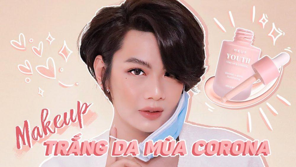 Đào Bá Lộc quảng bá cho brand MKUP
